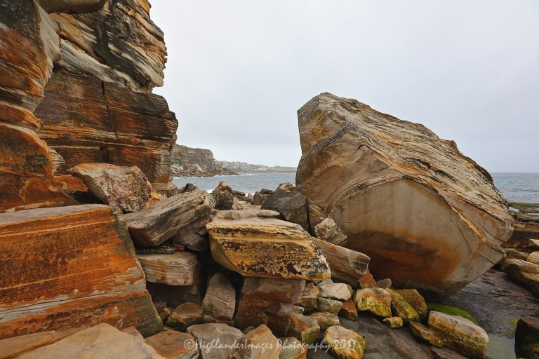 Dolphin's Point, Coogee Beach, Sydney, Australia