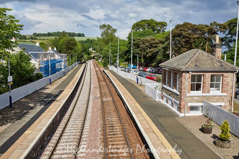 Aberdour Railway Station