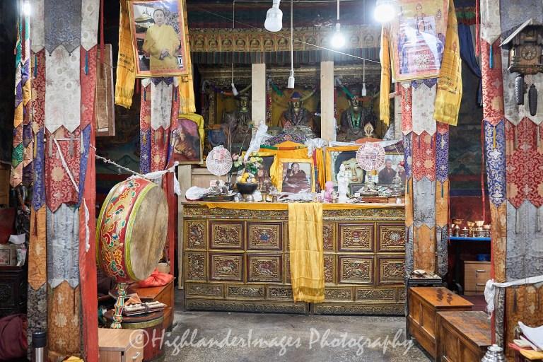 Rongphu Monastery, Tibet