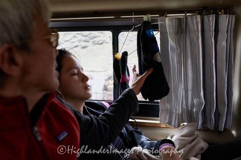 Road from Shigatse to Namtso Lake, Tibet