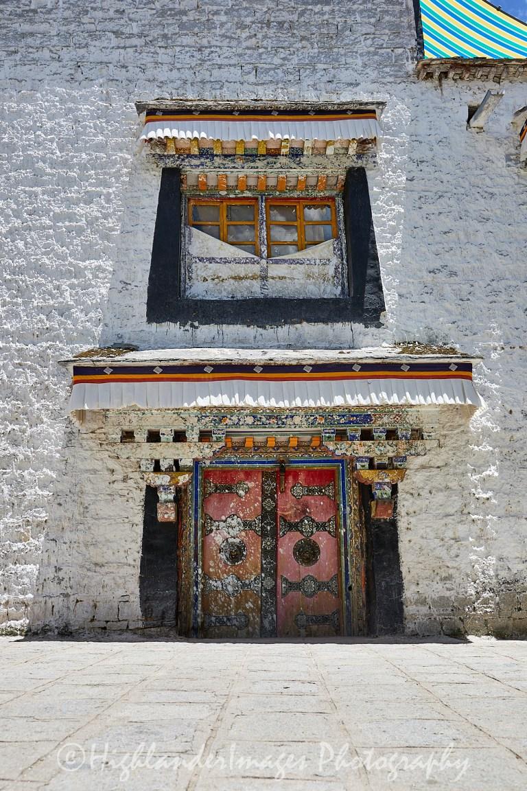 Sera Monastery, Lhasa, Tibet
