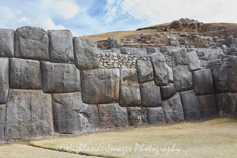 Sacsayhuamán, Cusco, Peru