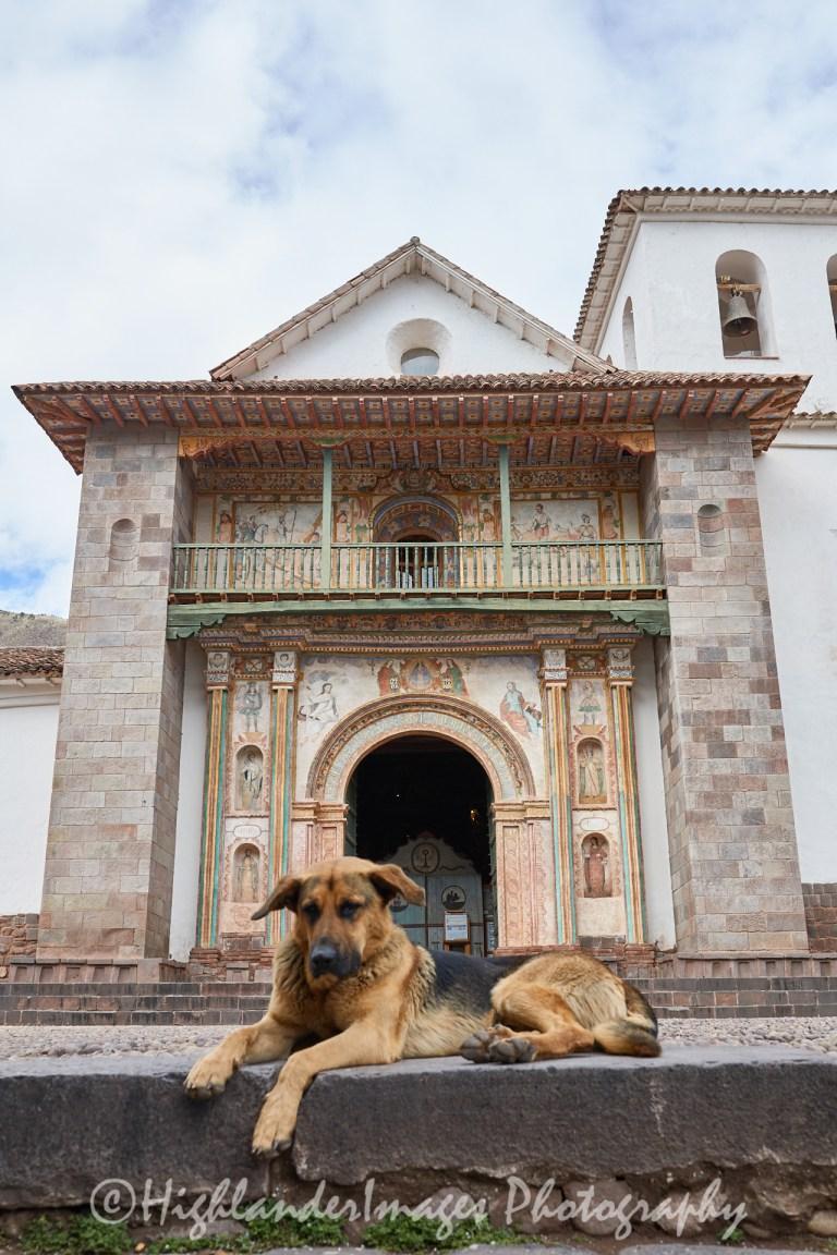 Andahuaylillas, Peru