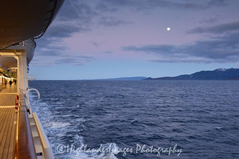 Magellan Strait, Chile