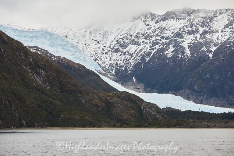 Beagle Channel, Glacier Alley, Chile