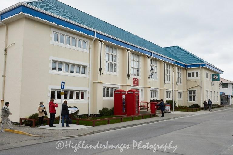 Post Office, Port Stanley, Falkland Islands