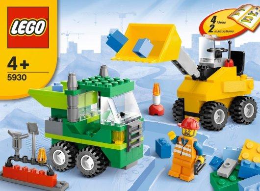 5930 Road Construction Set
