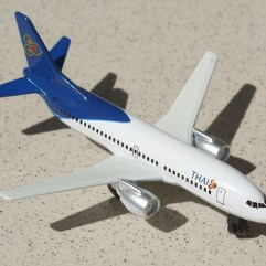 Airplane-Thai Airways