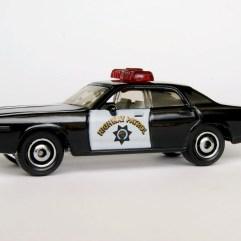 MB762 Dodge Monaco Police