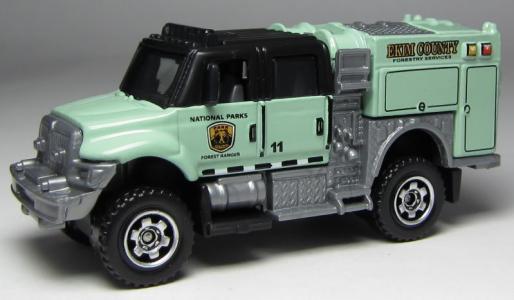 MB801 International Brushfire Truck