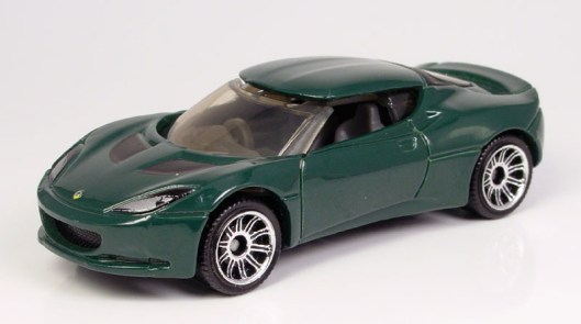 mb750 Lotus Evora