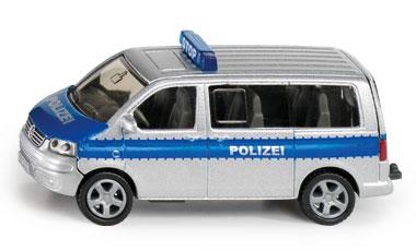 1350 VW Police Team Van