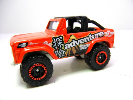 MB720 Ford Bronco 4x4