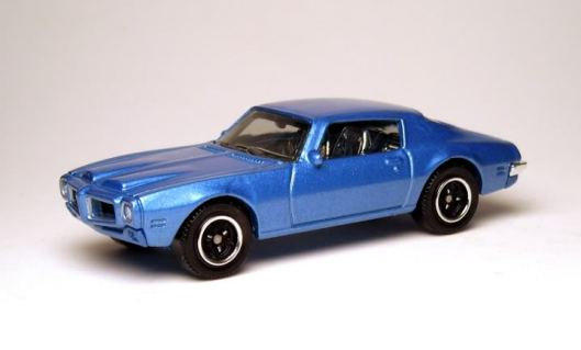 MB810 Pontiac Firebird