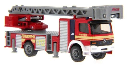 1841 Mercedes Fire Engine
