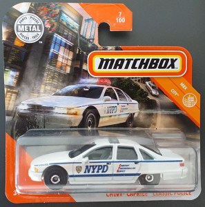 MB1198 : 1994 Chevy Caprice Classic Police