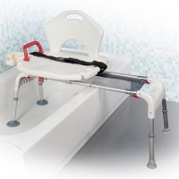 Drive Medical Folding Universal Sliding Transfer Bench ...