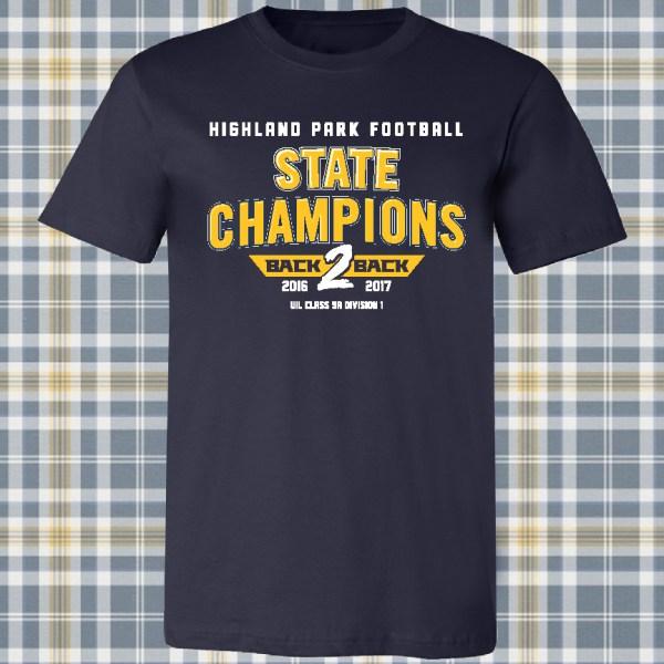 State Championship Shirts