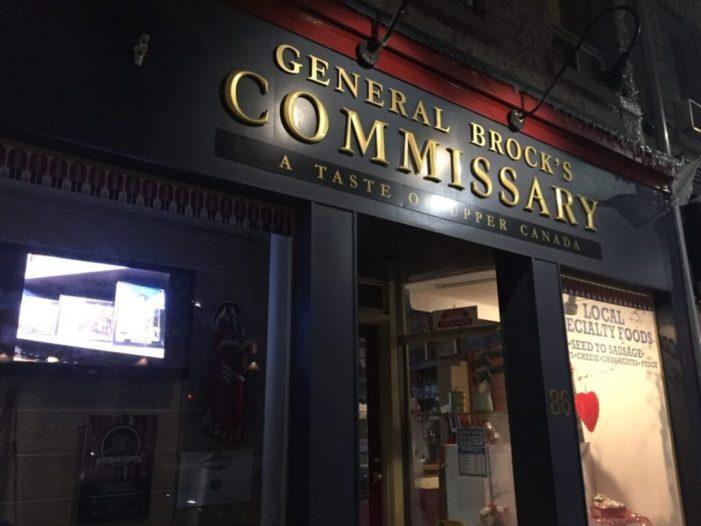 General Brocks Comissionary