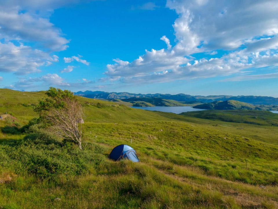 Wild Camping North Coast 500 - The Best Places to Wild ...