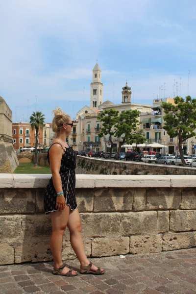 Bari Castle