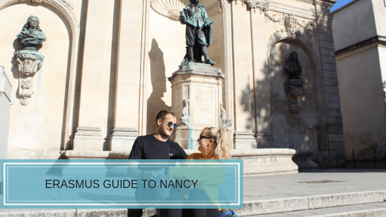 Erasmus Guide to Nancy