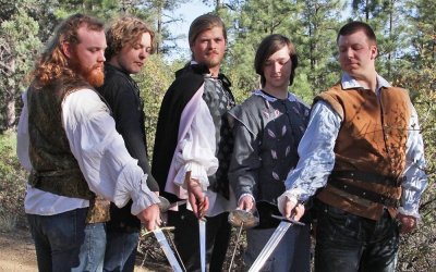 Highlands Center and Laark Productions Present – 3rd Annual Shakespeare in the Pines – All's Well That Ends Well