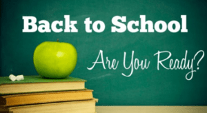 BacktoSchoolAreYouReady