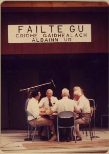 Iona Gaelic Singers - Highland Village Day 1980