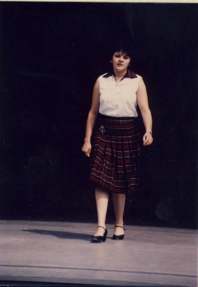 Elizabeth MacNeil (MacDonald) 1984