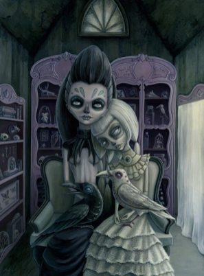 The Raven Sisters
