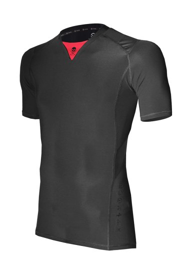 X-Form Short Sleeve Compression Top Front