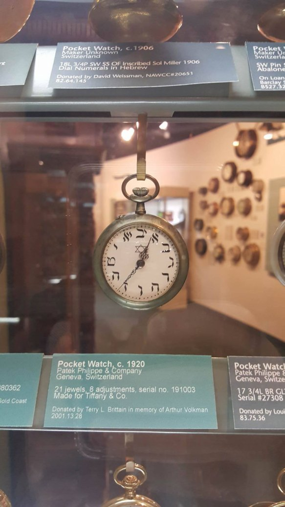 National Watch and Clock Museum