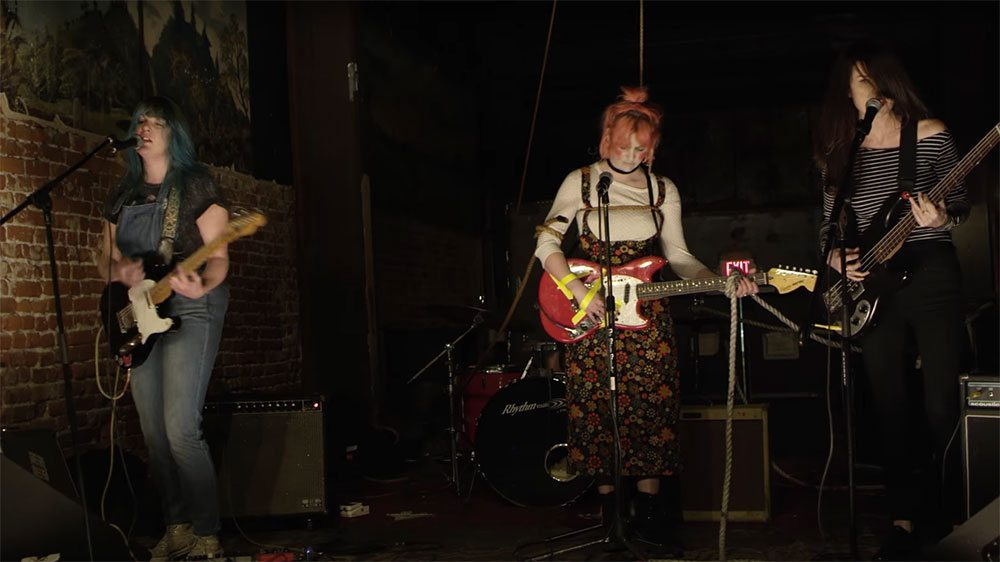Bleached Highlark SXSW Music Preview 2016