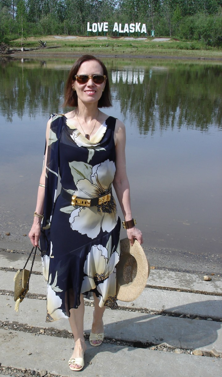#AgelessStyleBloggers vacation style Nicole