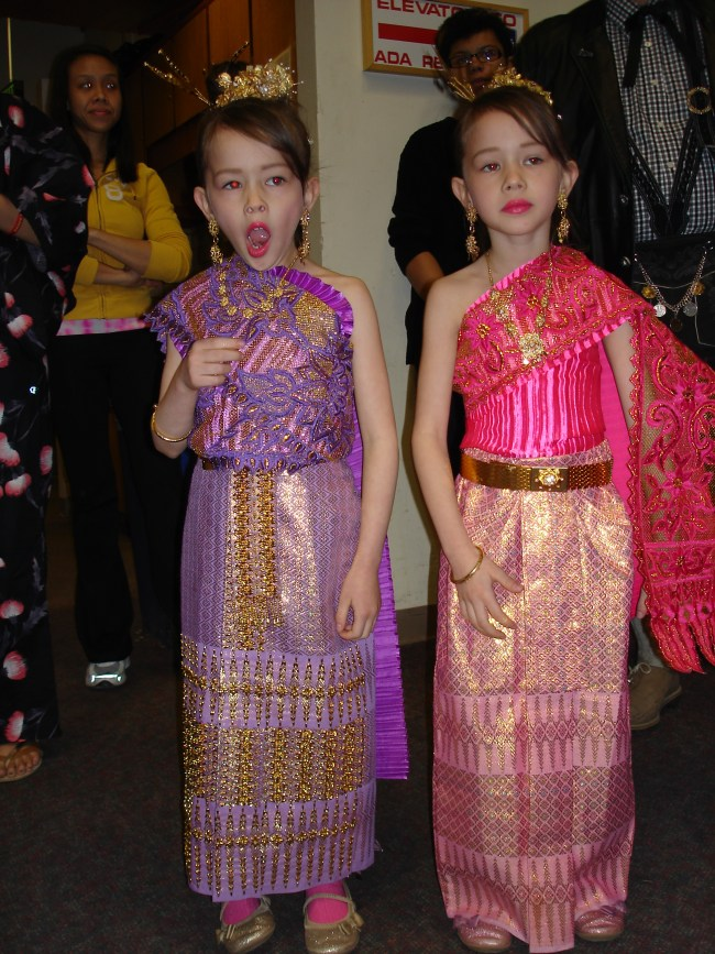 #ethnicClothes Traditional Thai wedding guest clothes