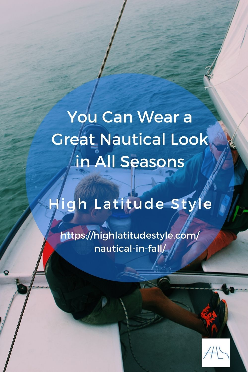 You Can Wear a Great Nautical Look in All Seasons