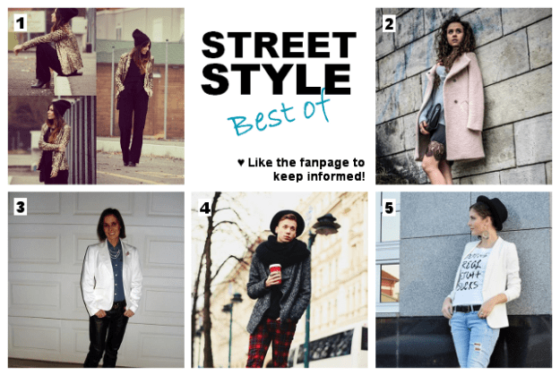 Nicole at High Latitude Style on the list of Best of Street Style