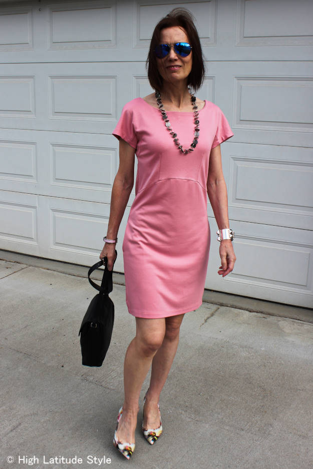 fashionover50 graduation outfit for guest