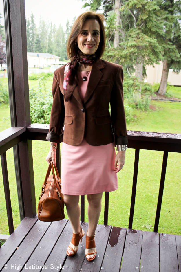 fashion over 40  work outfit High Latitude Style @ http://www.highlatitudestyle.com