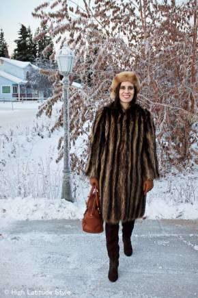 #over40fashion Classic winter outfit |@ High Latitude Style @ http://www.highlatitudestyle.com