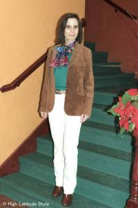 #over40 American classic work outfit | High Latitude Style | http://www.highlatitudestyle.com
