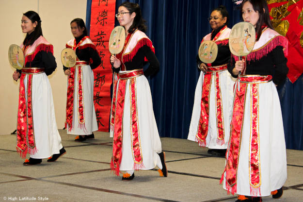 Chinese traditional dance clothes  | High Latitude Style | http://www.highlatitudestyle.com