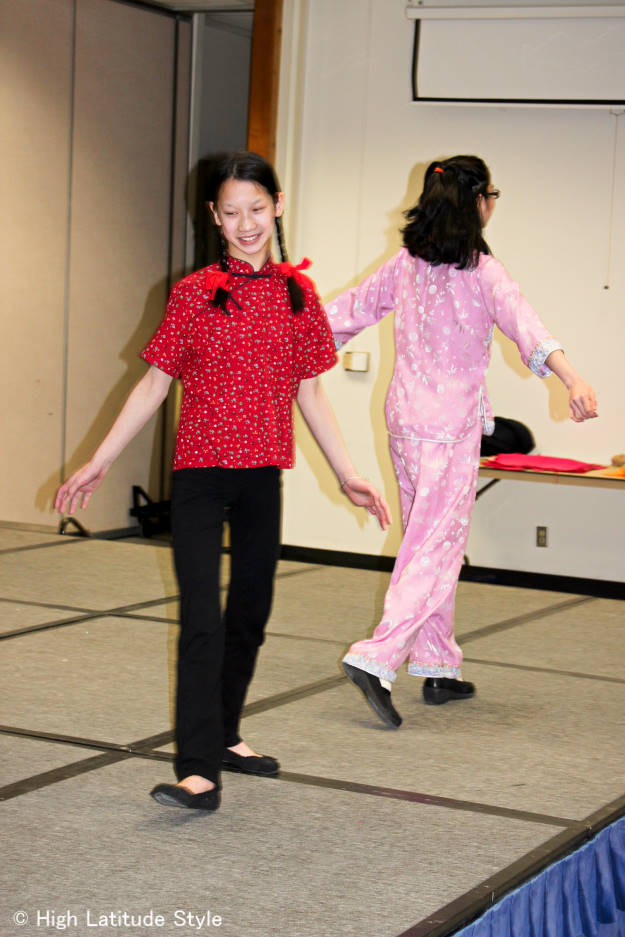 Chinese traditional outfits for girls | High Latitude Style | http://www.highlatitudestyle.com