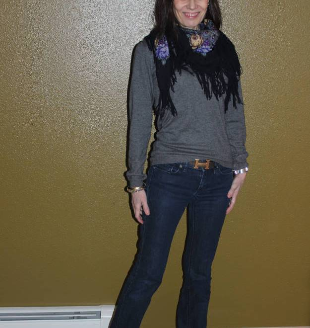 #over40 casual outfit   High Latitude Style   http://www.highlatitudestyle.com
