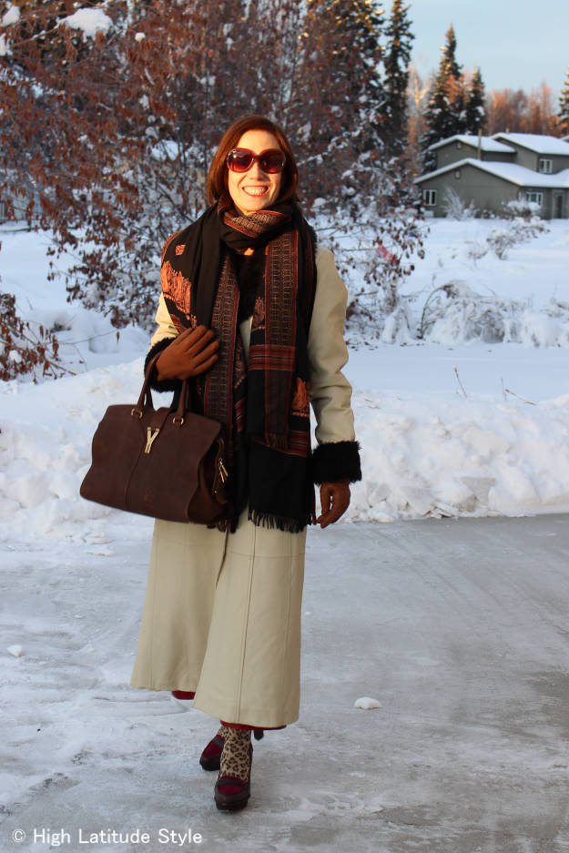 #over40fashion Spring outfit in Alaska  | High Latitude Style | http://wp.me/p3FTnC-30S