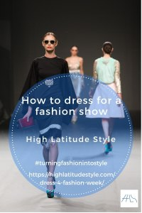 Read more about the article What You Want to Wear at Fashion Week