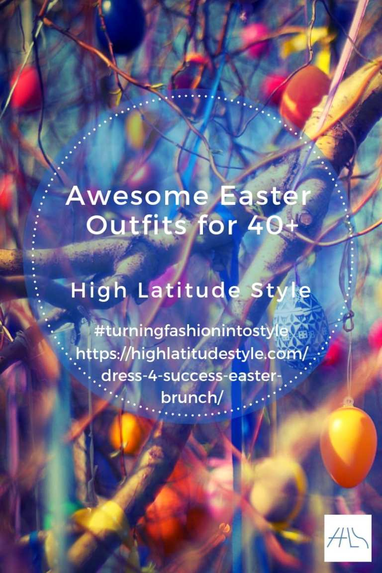 You Want to Check these Awesome Easter Outfits for 40+