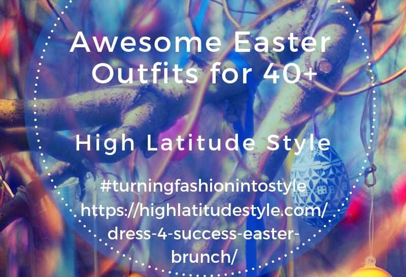 awesome Easter outfit ideas post flyer