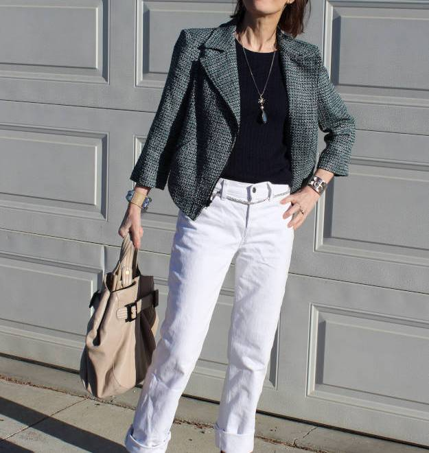 #over40 #over50 casual outfit | High Latitude Style | http://www.highlatitudestyle.com